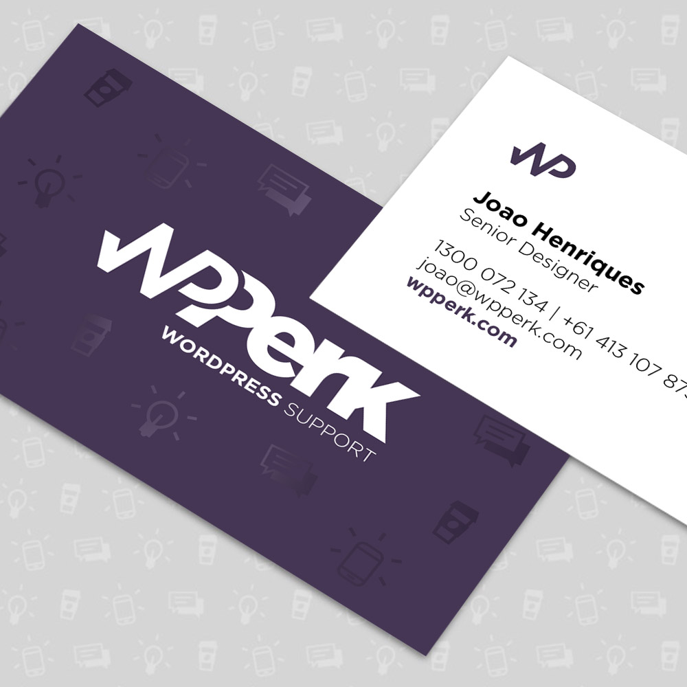 Joao Henriques - WP Perk Project